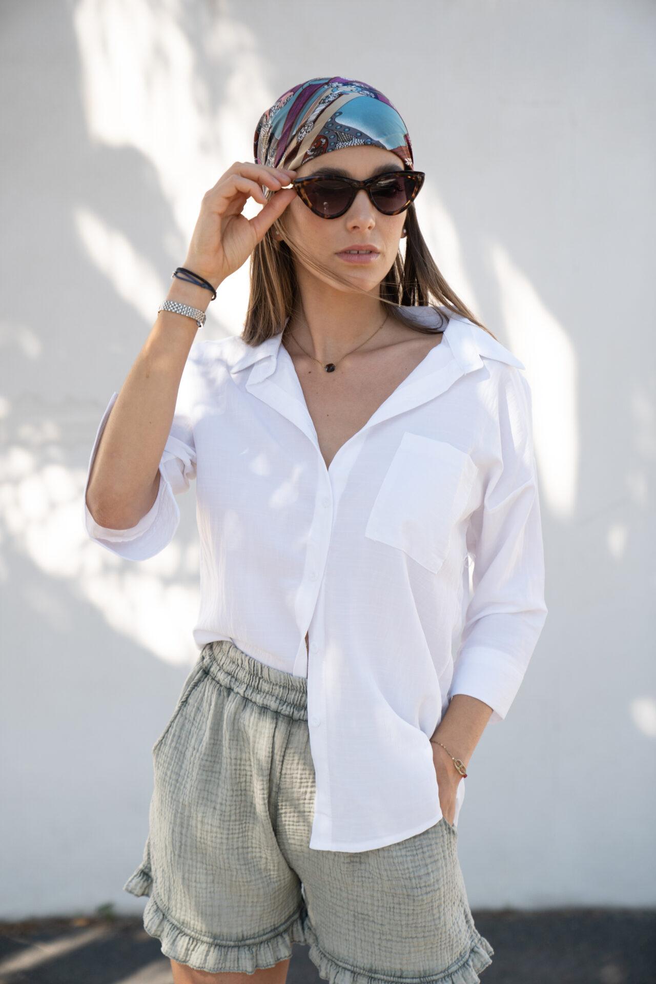 chemise-fluide-manches-trois-quarts-blanc-femme-3