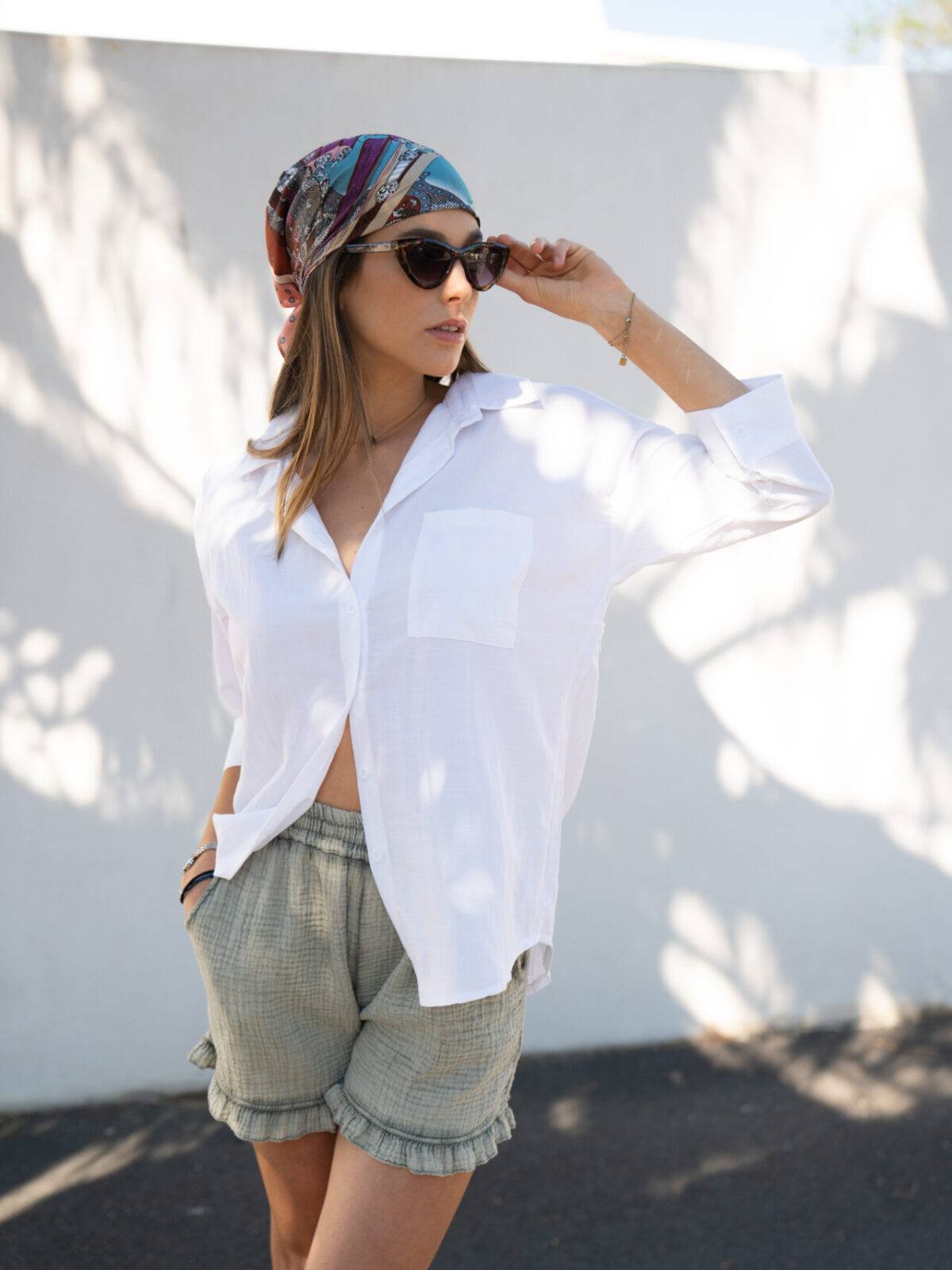 chemise-fluide-manches-trois-quarts-blanc-femme-4