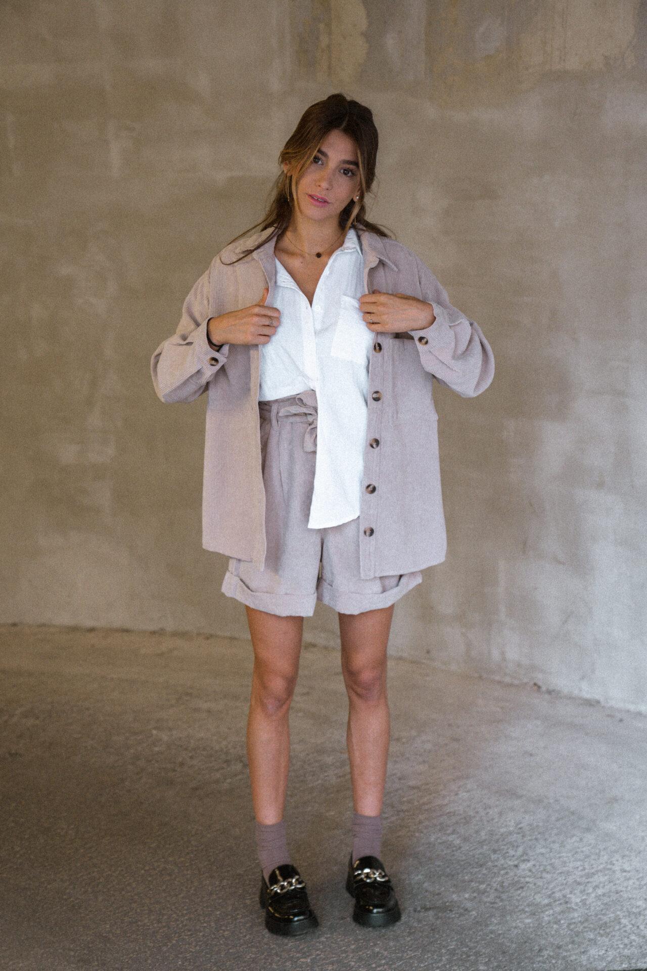 ensemble-veste-chemise-velour-cotelé-femme-beige-gisette-store (7)