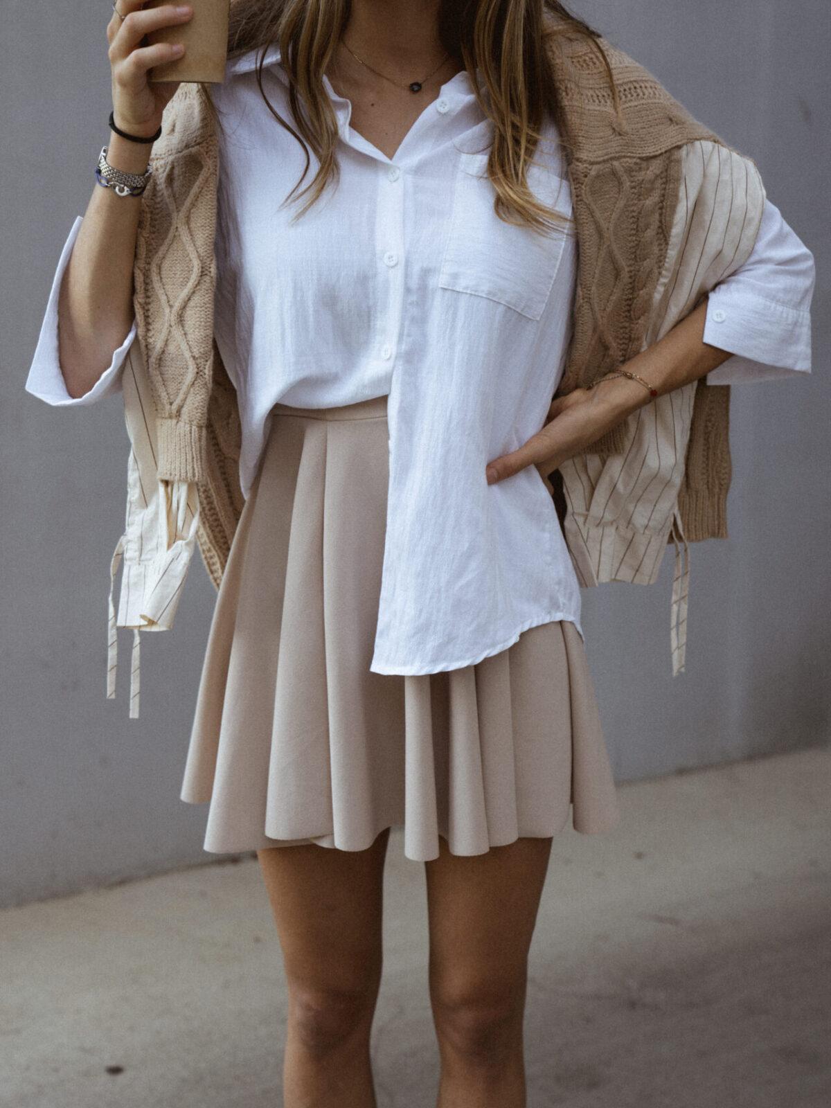 jupe-patineuse-beige-pull-beige-chemise-femme-gisette-store (27)