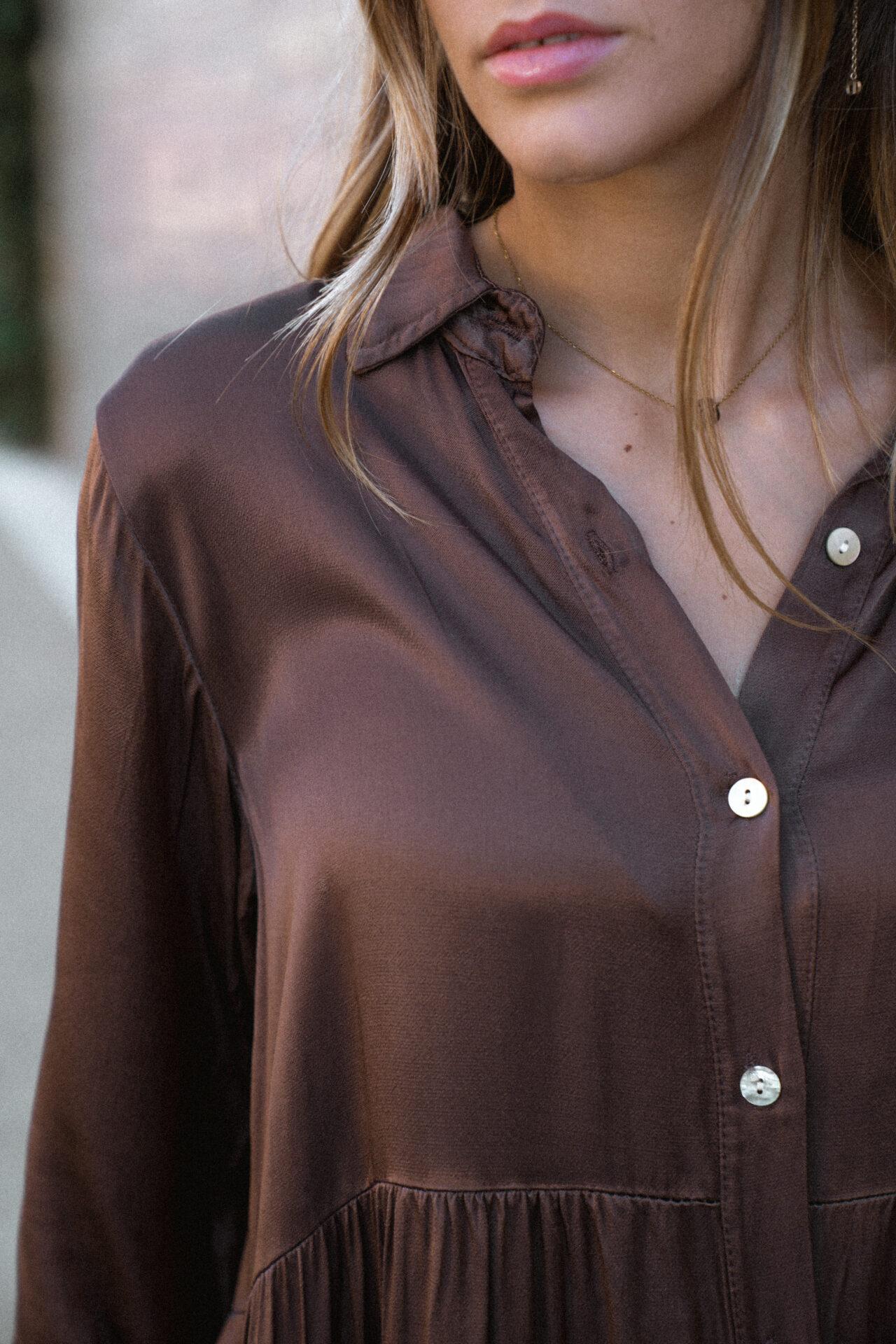 robe-chemise-marron-chocolat-soie-femme-gisette-store (20)