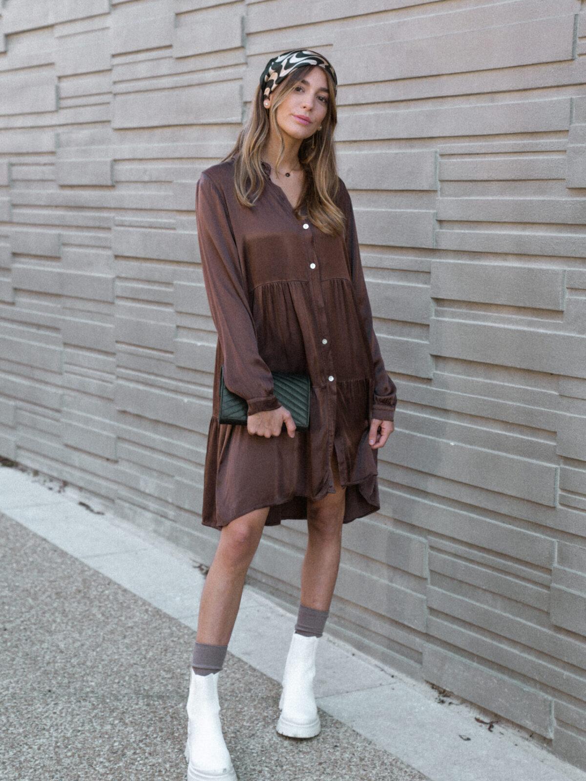 robe-chemise-marron-chocolat-soie-femme-gisette-store (5)